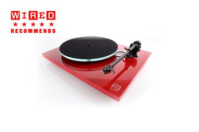 Record player: Rega Planar 3 (with Elys 2)