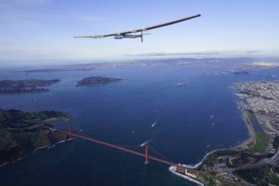 Solar Impulse completed its historic around-the-world flight