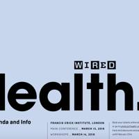 WIRED Health 2018 Agenda
