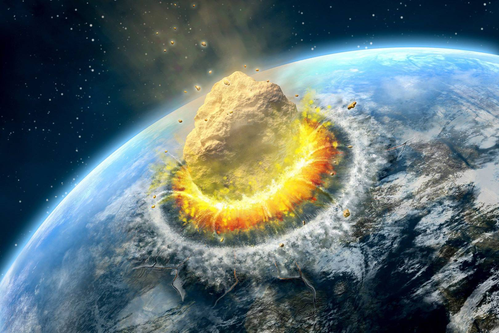 Nasa denies world-ending asteroid will strike Earth in