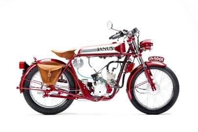 Janus Halcyon 50