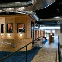 Airbnb S New Offices Plywood Castles And Sky High Boats Wired Uk