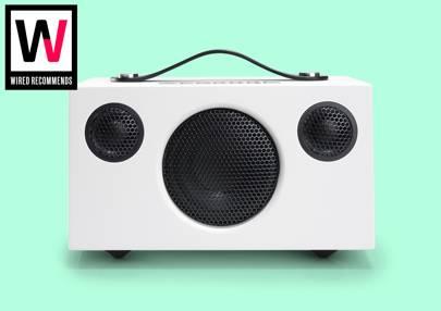 Portable Bluetooth Speaker: