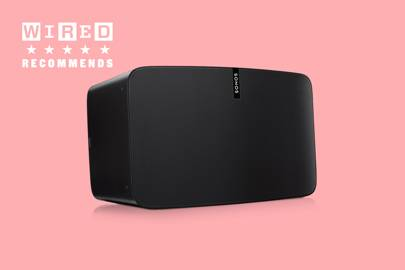 Wireless Multi-Room Speaker: Sonos Play:5