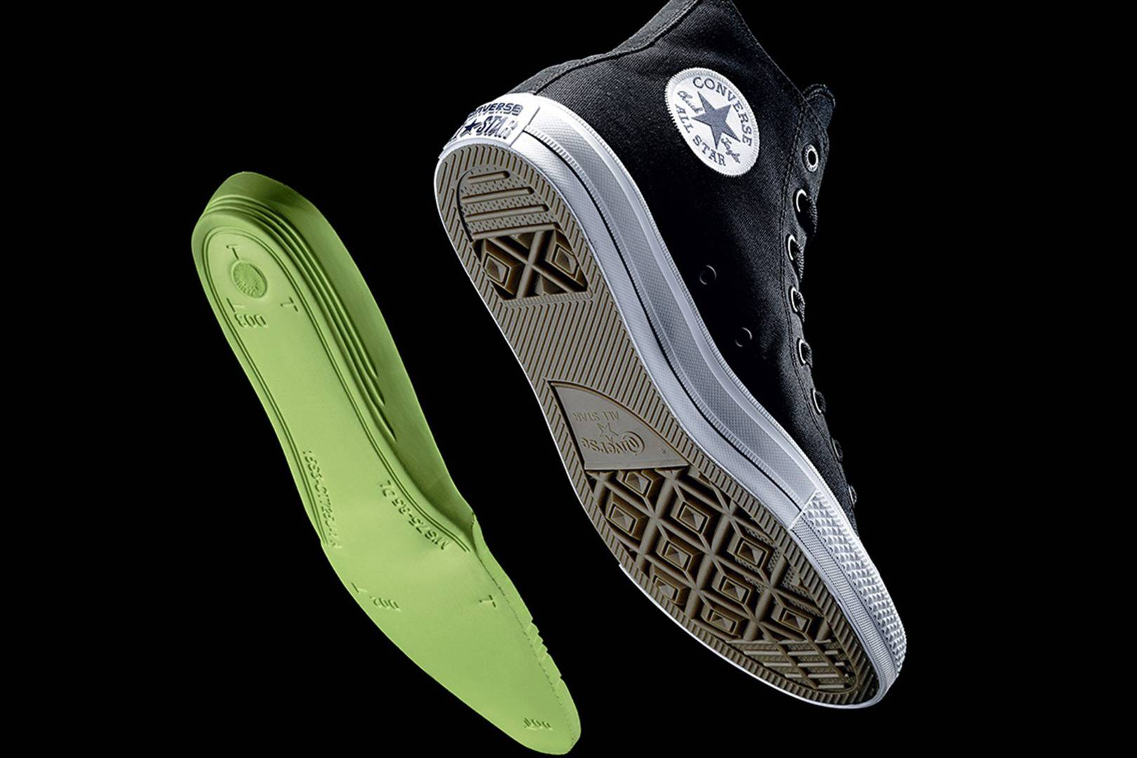 55c3ecdf6627 Converse gets a reboot with Chuck Taylor All Star II