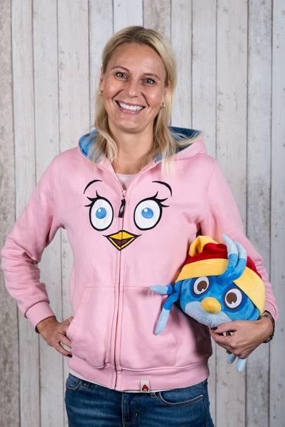 New Rovio CEO Kati Levoranta