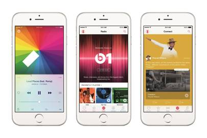 Apple Music has 6.5 million paying subscribers