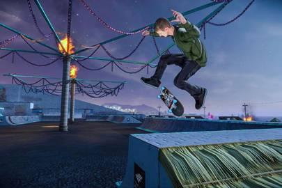 0228643935 Tony Hawk  skate culture has changed