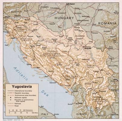 1981 Yugoslavia