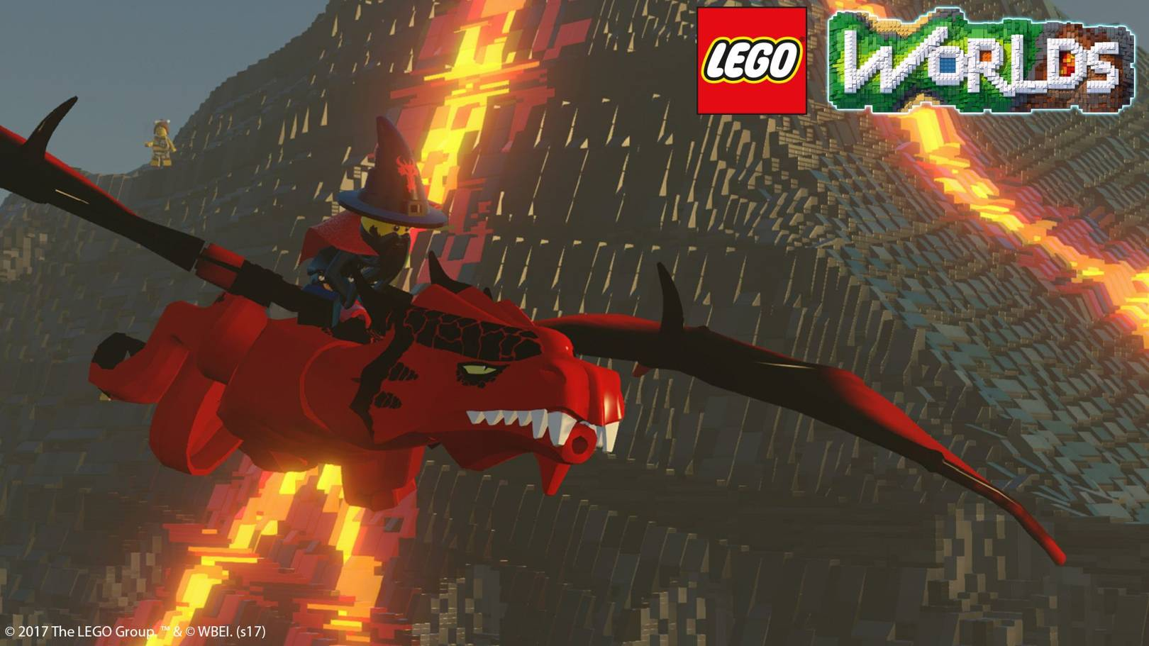 Lego Worlds on PS4 and Xbox is far from a Minecraft clone | WIRED UK