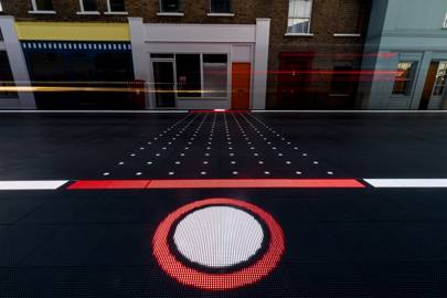 Interactive crossing seeks to keep pedestrians safe