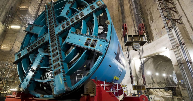 London's super sewer won't solve the city's epic poop problem