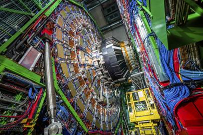 Researchers still need to ask the right questions to create a hypothesis, design a test, and use the data to determine whether that hypothesis is true. We have seen the power of this approach at the Large Hadron Collider at CERN which generates one petabyte of data every day