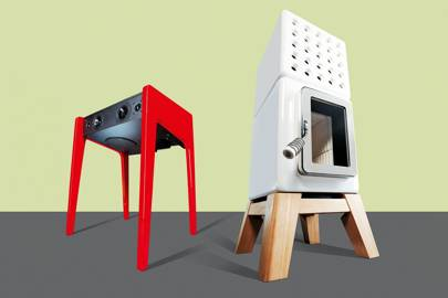 La Boite Concept LD-120 and CubiStack by Adriano Design