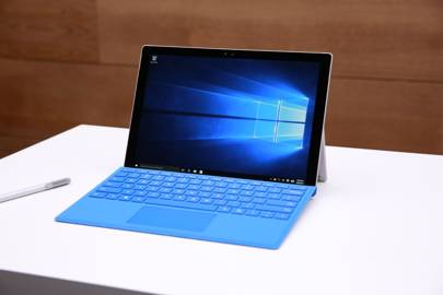 Microsoft Windows 10 device launch