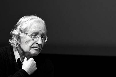 Noam Chomsky explains why we need to decide what education is | WIRED UK