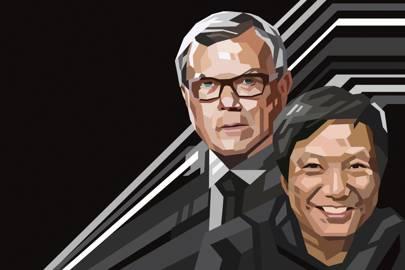 Martin Sorrell selects Lei Jun, founder of Xiaomi Tech
