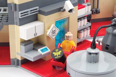 Now you can buy your own Breaking Bad meth lab Lego set