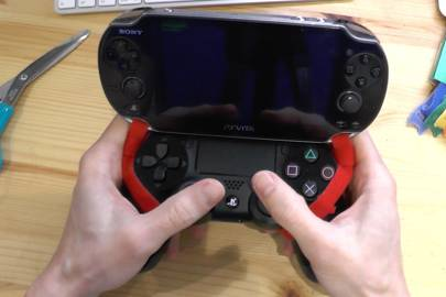 Hack yourself a portable playstation 4 wired uk for Playstation 5 portable