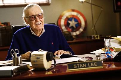The Stan Lee Story captures the life and career of a comic book icon