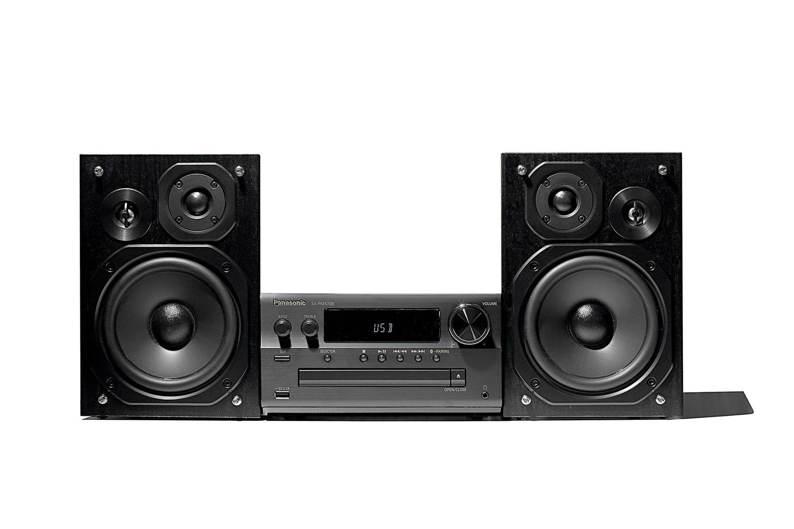 Best Mini Hi Fi Systems Reviewed Panasonic Denon Cambridge Audio And More