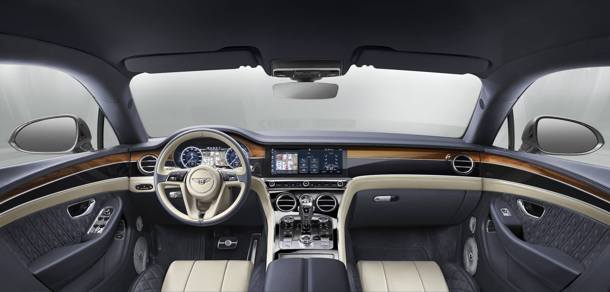 Bentley Continental Gt New Model Is Straight Out Of James Bond Audio Wiring Wired Uk