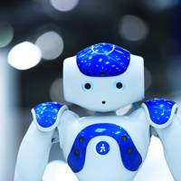 Softbank Aldebaran Nao robot