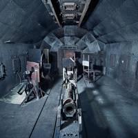 Large target bunker