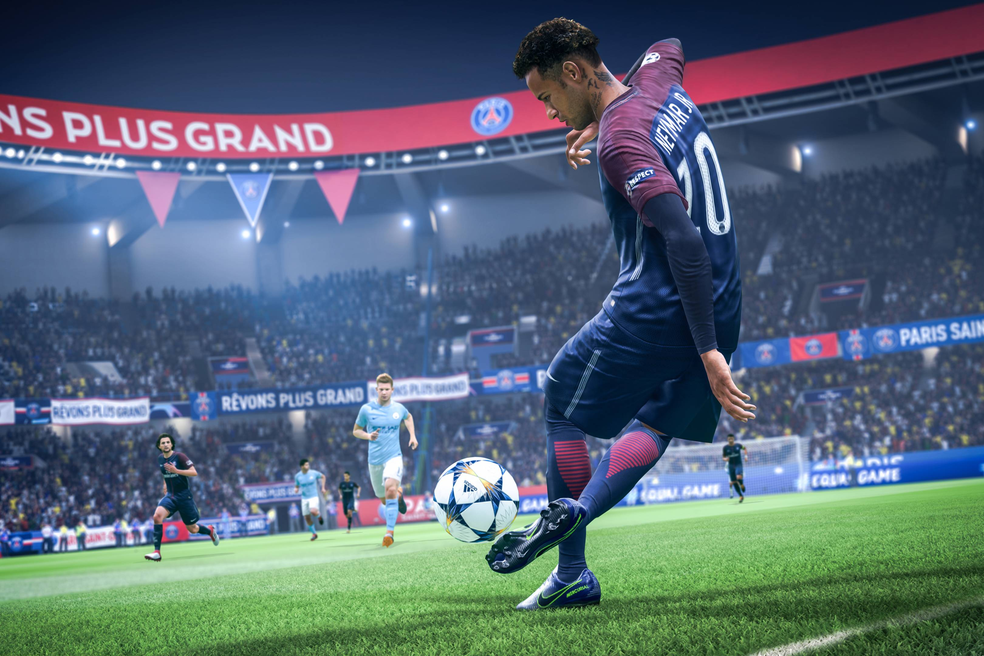 FIFA 19 review: Everyone is playing FIFA 19 wrong | WIRED UK
