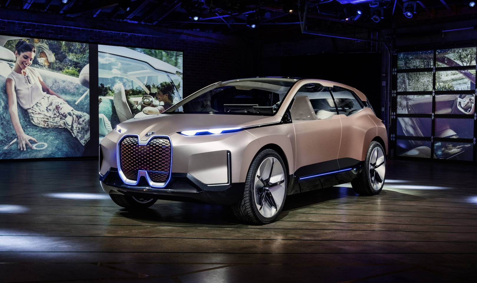 Bmw S New Electric Car Train System Totally Torpedoes Tesla Wired Uk