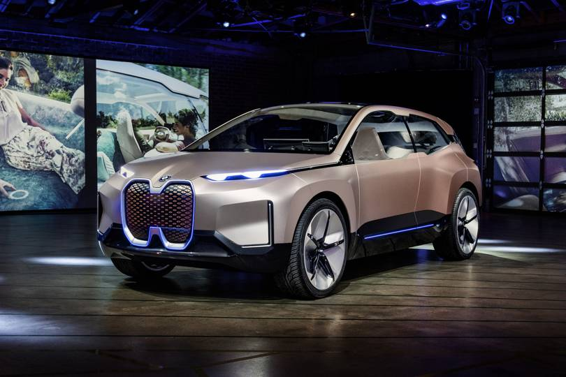 BMW can now produce petrol, hybrids and EVs on a single production line