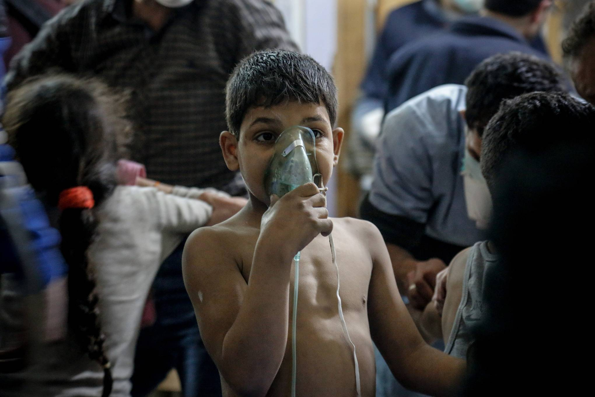 YouTube keeps deleting evidence of Syrian chemical weapon attacks