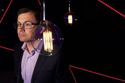 Demis Hassabis, co-founder of DeepMind