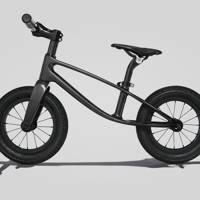 8.	Bike: Kiddimoto Karbon Balance Bike