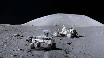 PTScientists hopes to send a pair of small rovers to the final landing site of the US Apollo programme