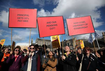 #NoCapitulation: How one hashtag saved the UK university strike
