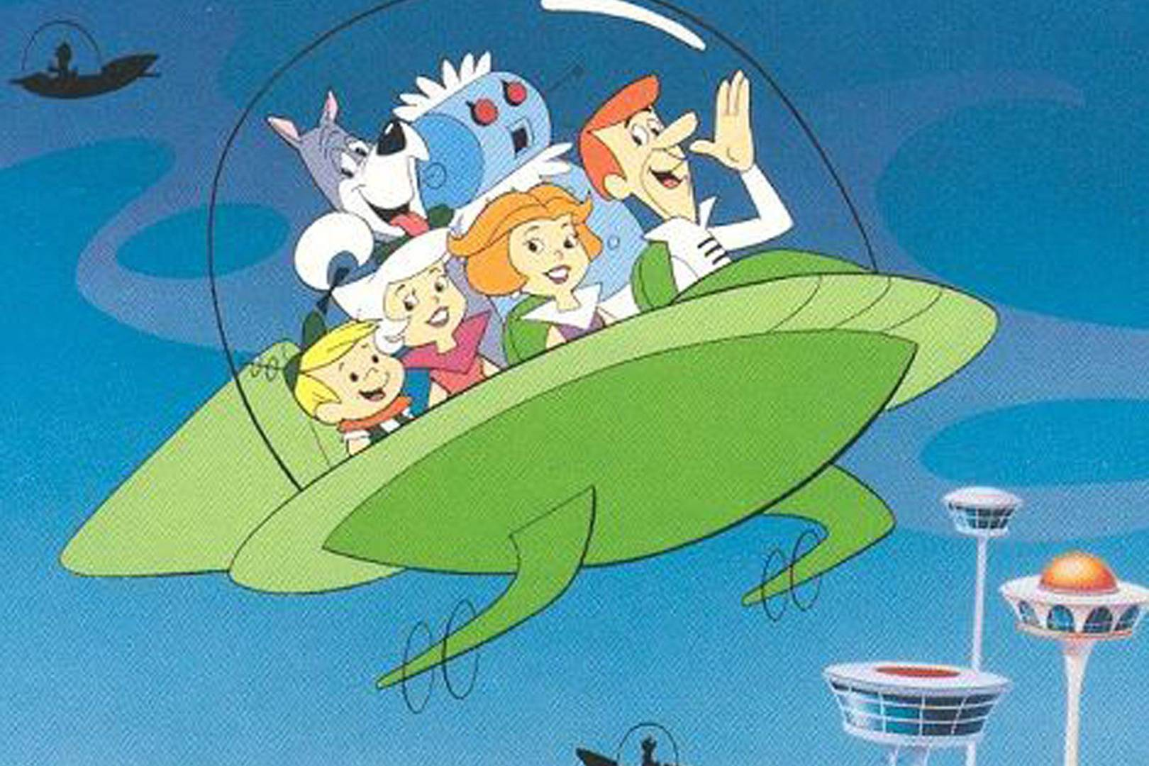 The Jetsons turns 50, so where\'s all that cool stuff? | WIRED UK