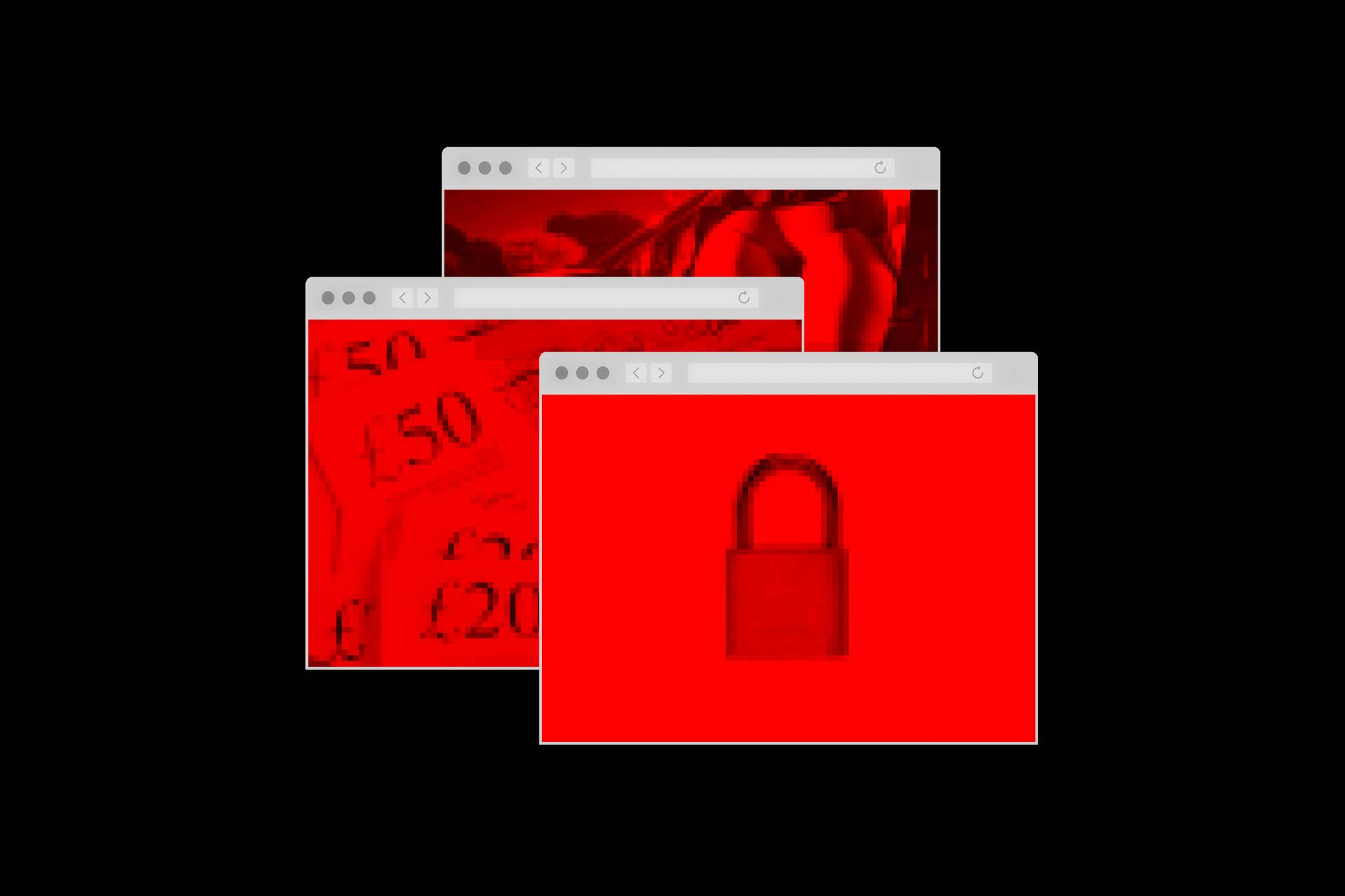 How police caught the UK's most notorious porn ransomware
