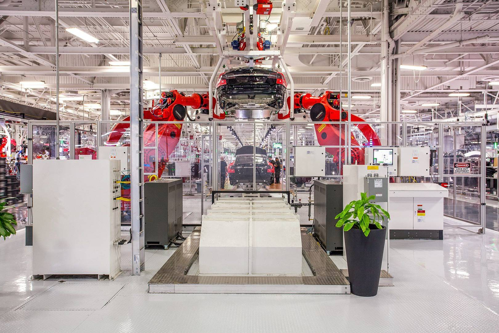 Tuesday briefing: Tesla fined for mishandling hazardous waste