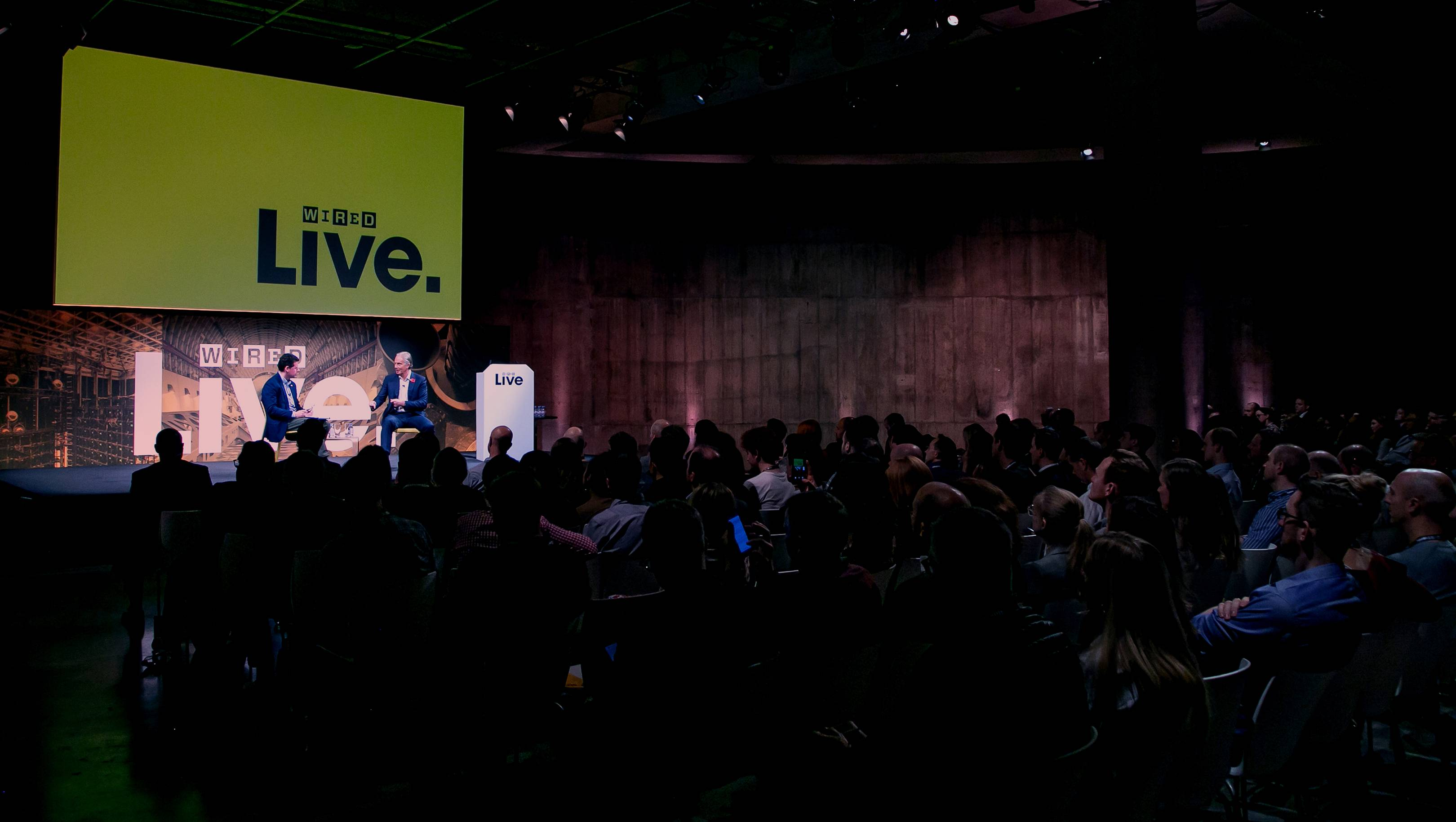 WIRED LIVE roundup