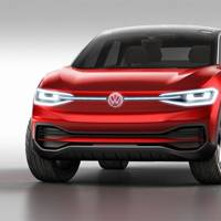 Volkswagen's electric I.D. CROZZ concept vehicle