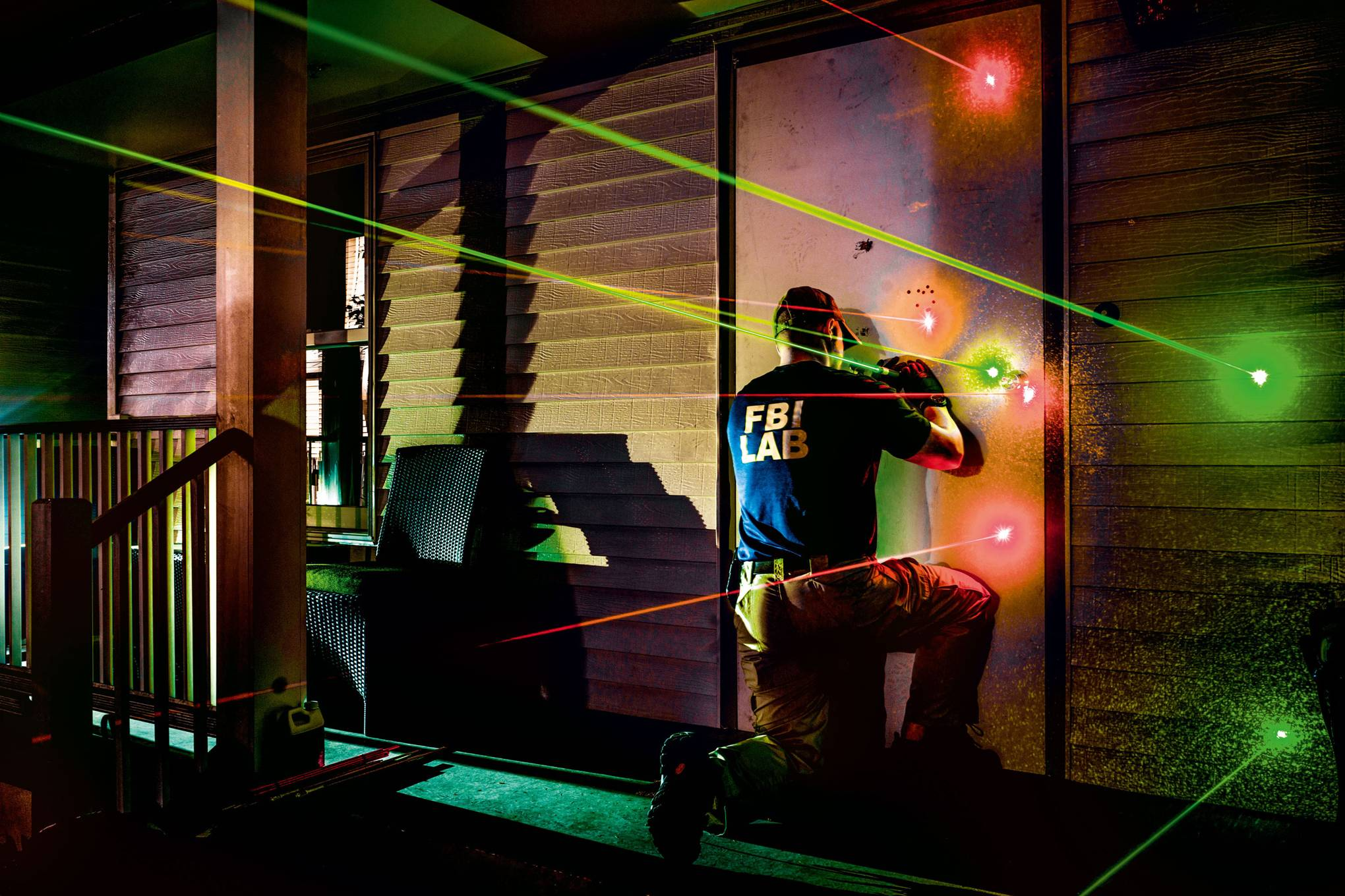 Behind The Scenes At The Fbi S Gruesome Forensics Laboratory Wired Uk
