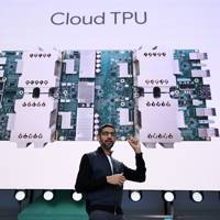 Google I/O 2017 Cloud Tensor Processing Unit