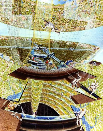 Nasa's visions of a new Earth