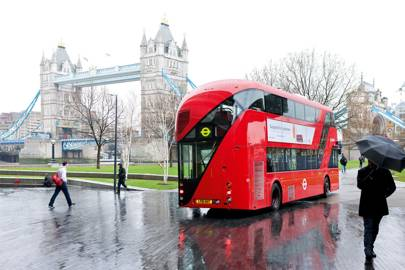 The Heatherwick Studio's take on the iconic red Routmaster was its first redesign in 50 years