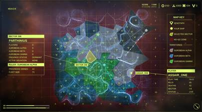 SpatialOS has already been used in this way to develop [i]Worlds Adrift[/i] from Bossa Studios and [i]Lazarus [/i]from Spilt Milk Studio. A [i]Lazarus[/i] play map is shown