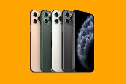 How the iPhone 11 stacks up to the iPhone 11 Pro and Pro Max