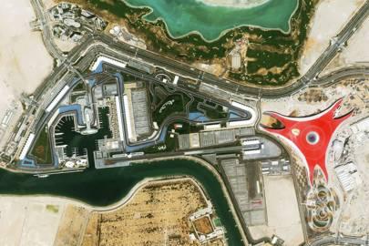 Yas Island, Aby Dhabi, UAE