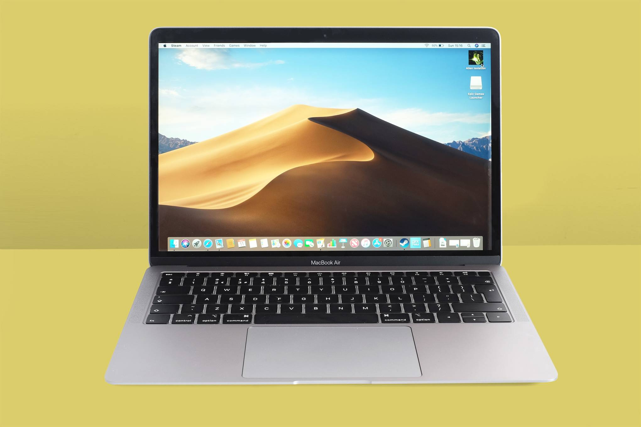 MacBook Air 2018 review: all the right tech, but who exactly is it for? | WIRED UK
