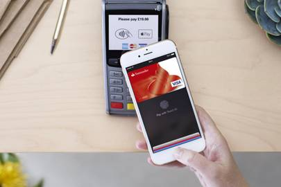 Apple Pay will be limited to £20 until September, when payments up to £30 will be allowed